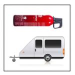 keurmerk brandblusser caravan
