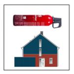 keurmerk brandblusser woning