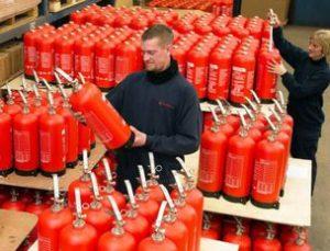 informatie brandblussers