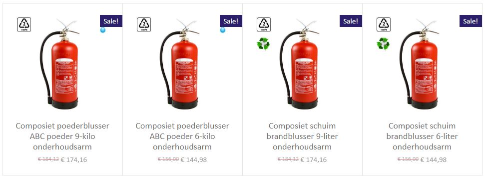 composiet-brandblussers